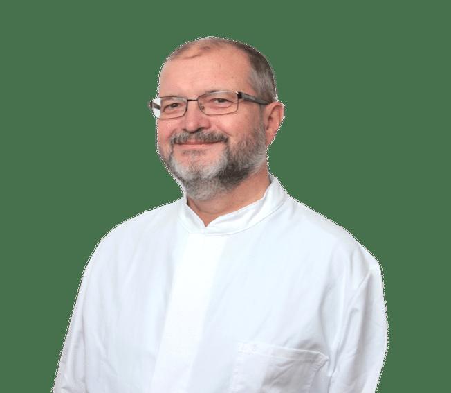 Dr. Kotz Portrait
