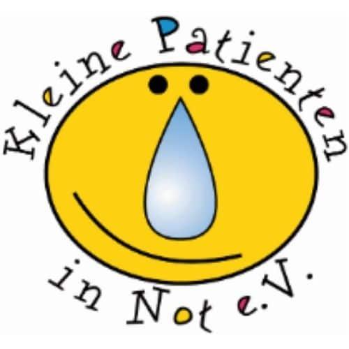Kleine Patienten in Not e.V Logo