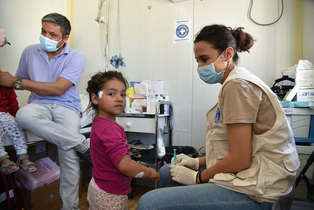 Spendenprojekt Lesbos 4
