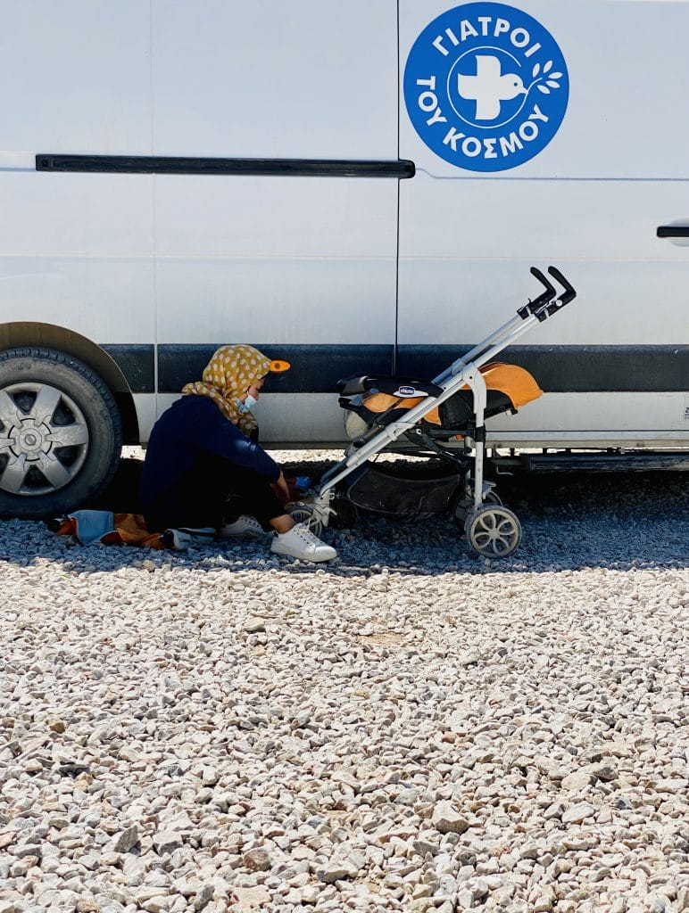 Spendenprojekt Lesbos 5